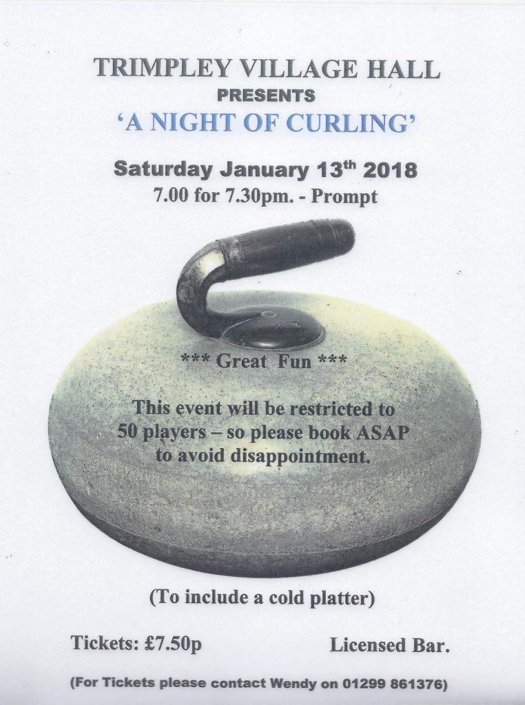Curling night 2018