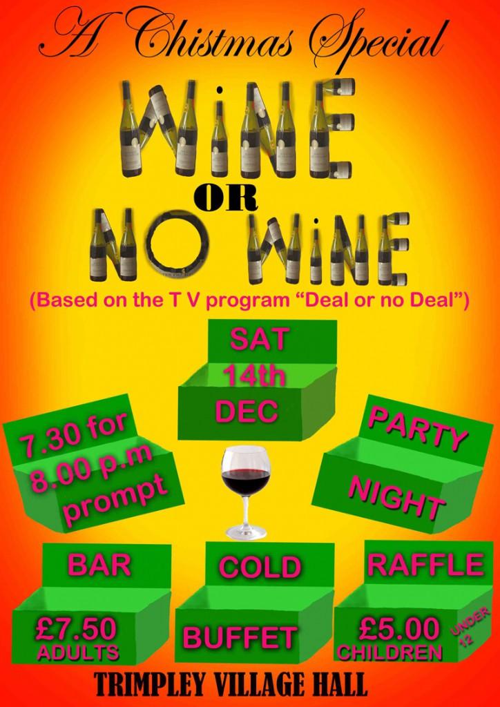 final wine no wine