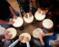 Drumming Group @ Trimpley Village Hall